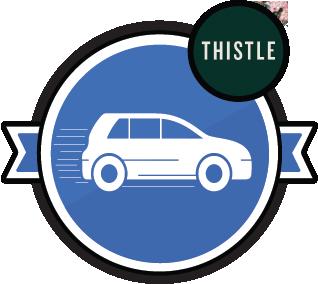 Thistle Delivery Dri...